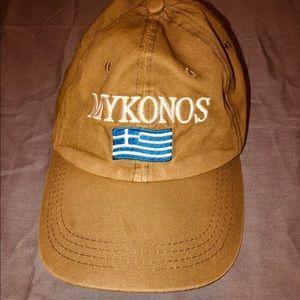 Other - Mykonos hat